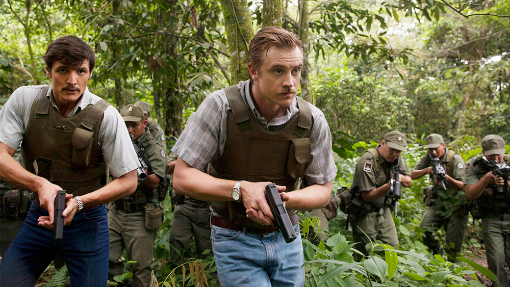"""NARCOS S01E03 """"The Men of Always"""""""