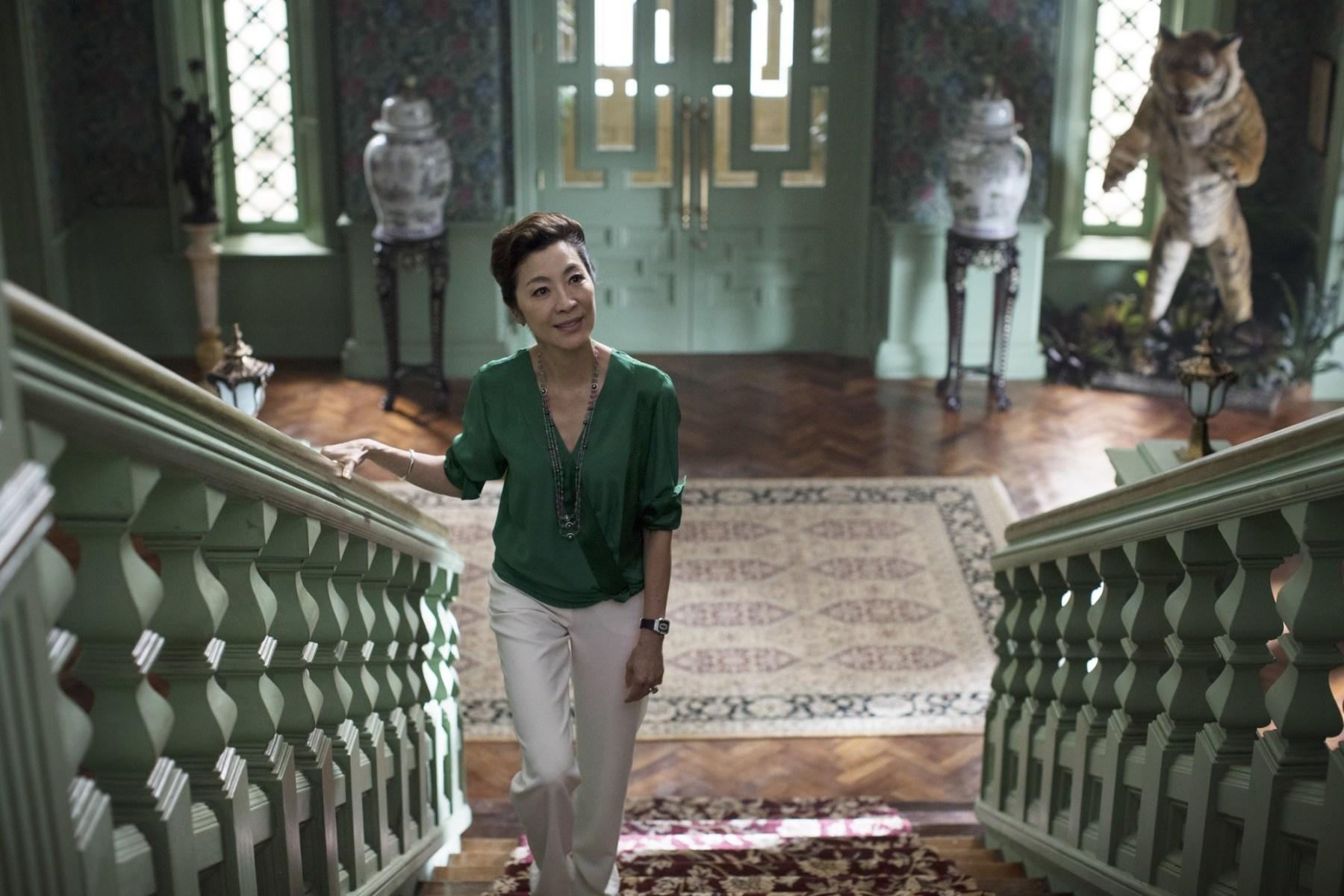 "Michelle Yeah co-stars in ""Crazy Rich Asians"" (Sanja Bucko/Warner Bros.)"
