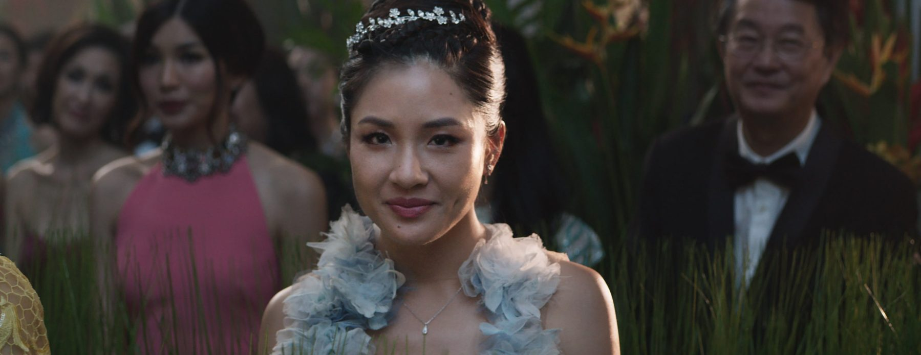 """Constance Wu stars in Warner Bros. Pictures' and SK Global Entertainment's and Starlight Culture's contemporary romantic comedy """"Crazy Rich Asians"""" (Warner Bros. Pictures)"""