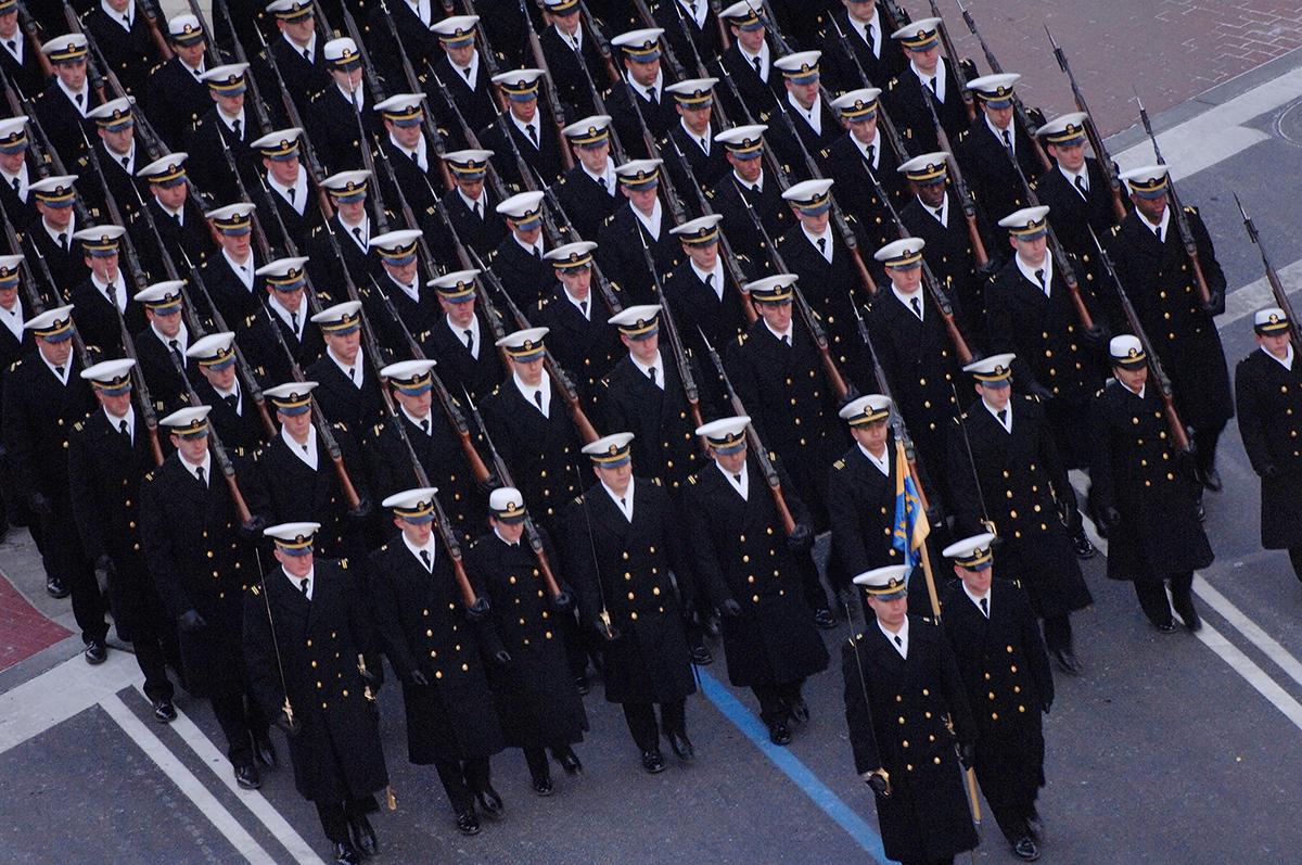 military parade