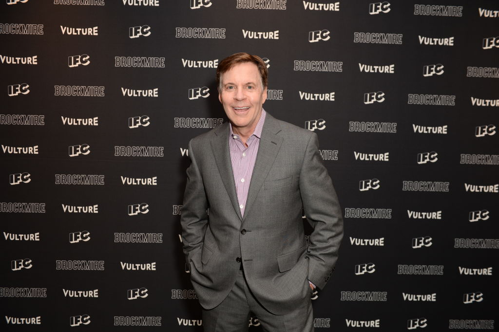 """American sportscaster Bob Costas attends the Vulture + IFC celebrate the Season 2 premiere of """"Brockmire"""" at Walter Reade Theater on April 18, 2018 in New York City.  (Photo by Andrew Toth/Getty Images for New York Magazine)"""