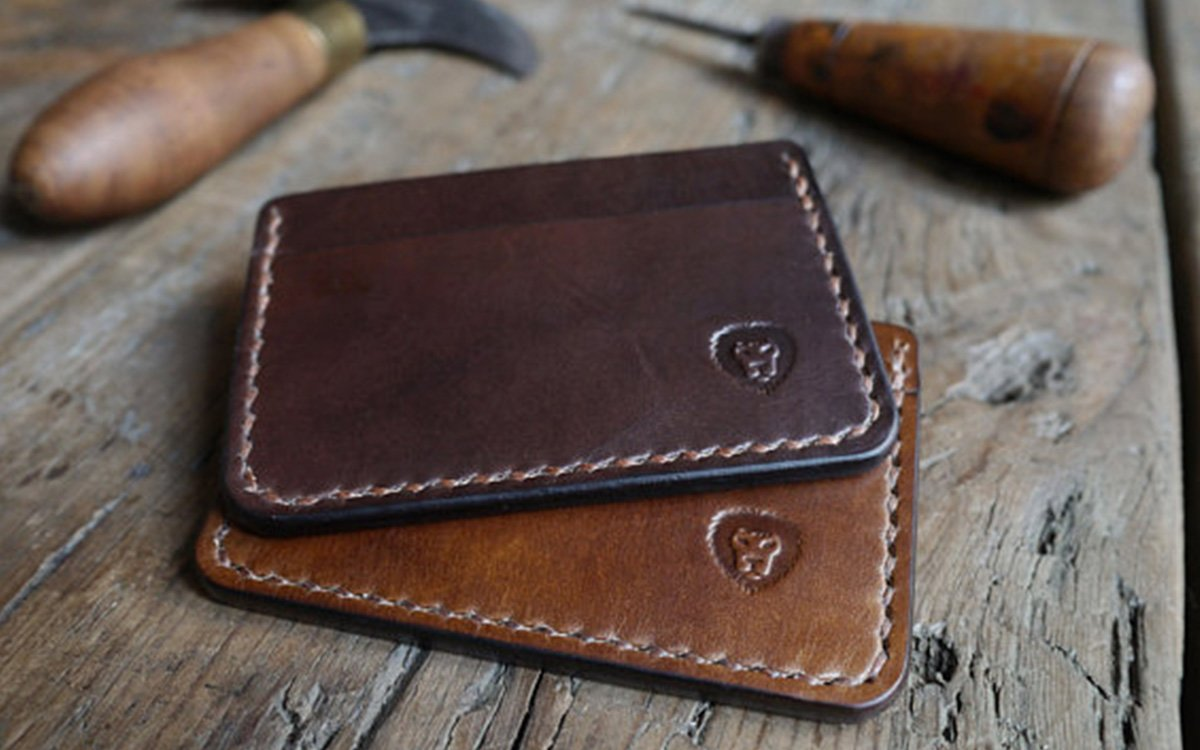 Some of the Finest Handcrafted Leather Wallets are Sold on Etsy