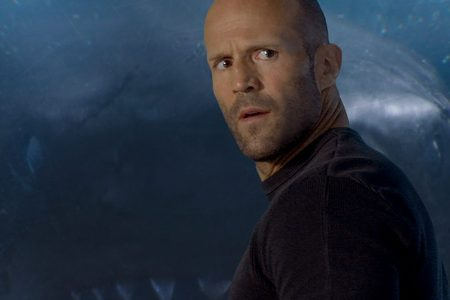 "Jason Statham stars in ""The Meg."" (Warner Bros. Pictures)"