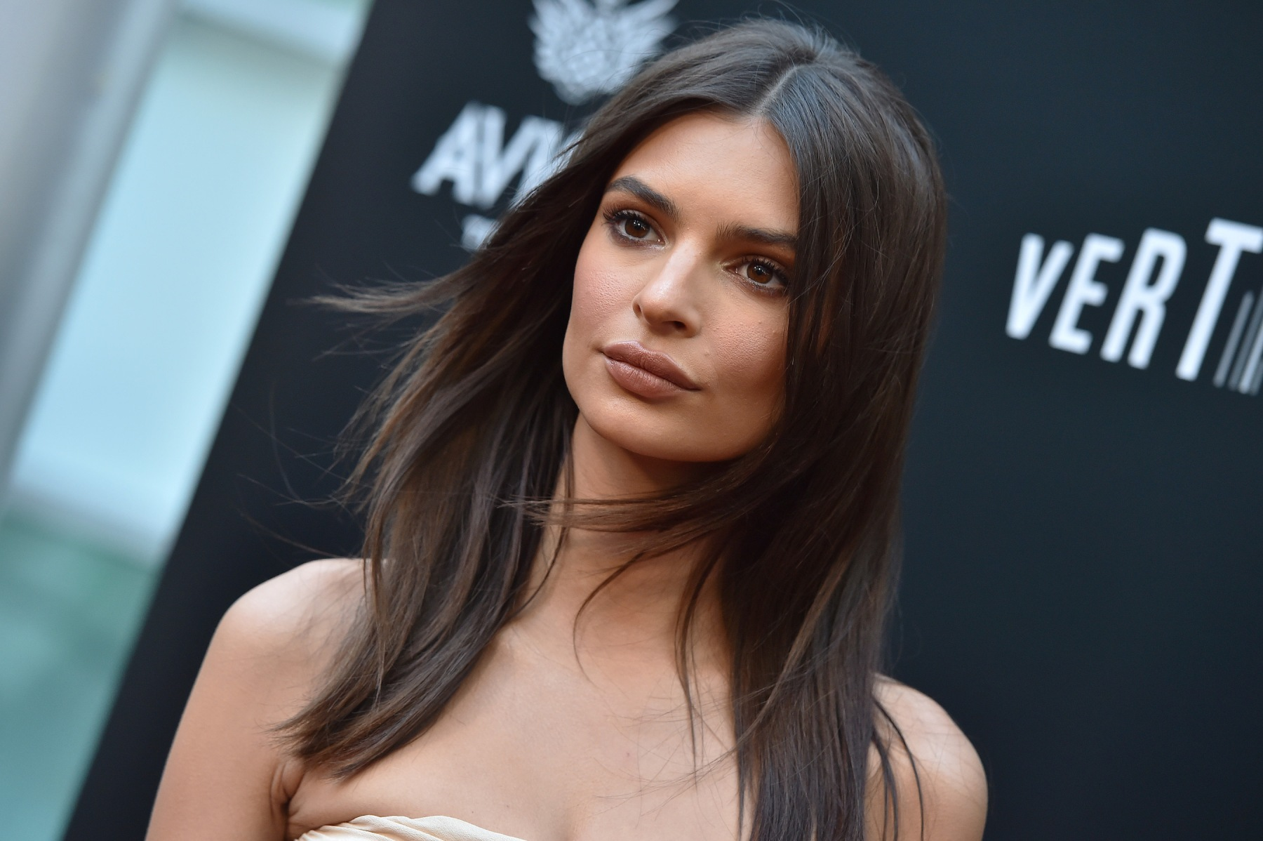 Model Emily Ratajkowski attends the premiere of Vertical Entertainment's 'In Darkness' at ArcLight Hollywood on May 23, 2018 in Hollywood, California.  (Photo by Axelle/Bauer-Griffin/FilmMagic)