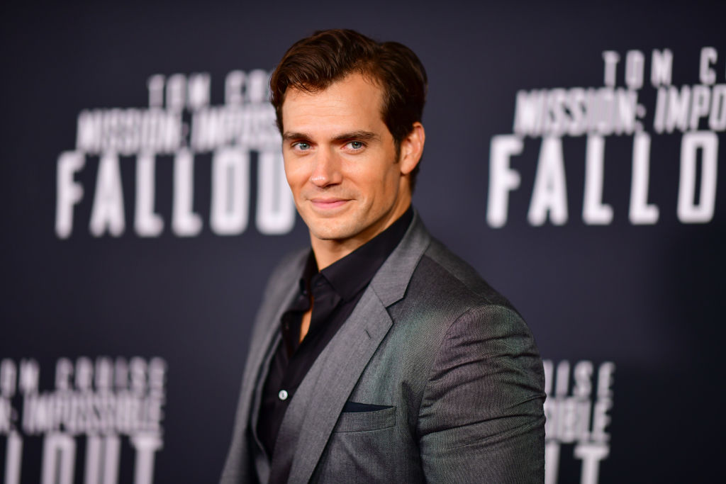 Henry Cavill To Star In Netflix Drama Series 'The Witcher