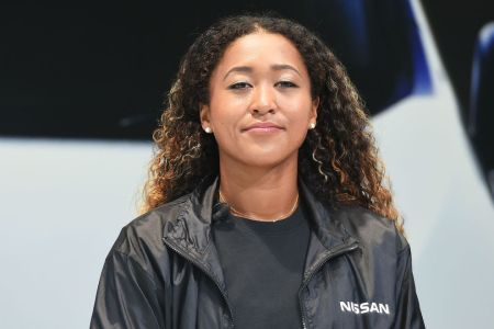 YOKOHAMA, JAPAN - SEPTEMBER 13:  Naomi Osaka attends the press conference at Nissan Global Headquarters on September 13, 2018 in Yokohama, Japan.  (Photo by Jun Sato/WireImage)