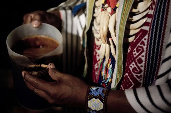 ancient ayahuasca