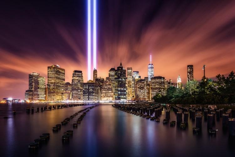 9/11 Memorial (Getty)