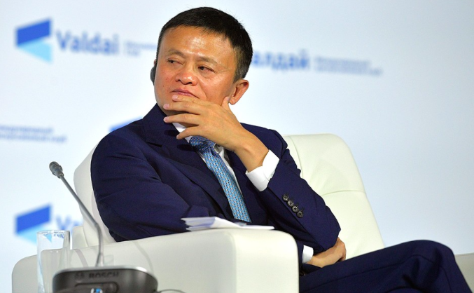 Jack Ma, founder and executive chairman of Alibaba (Creative Commons)