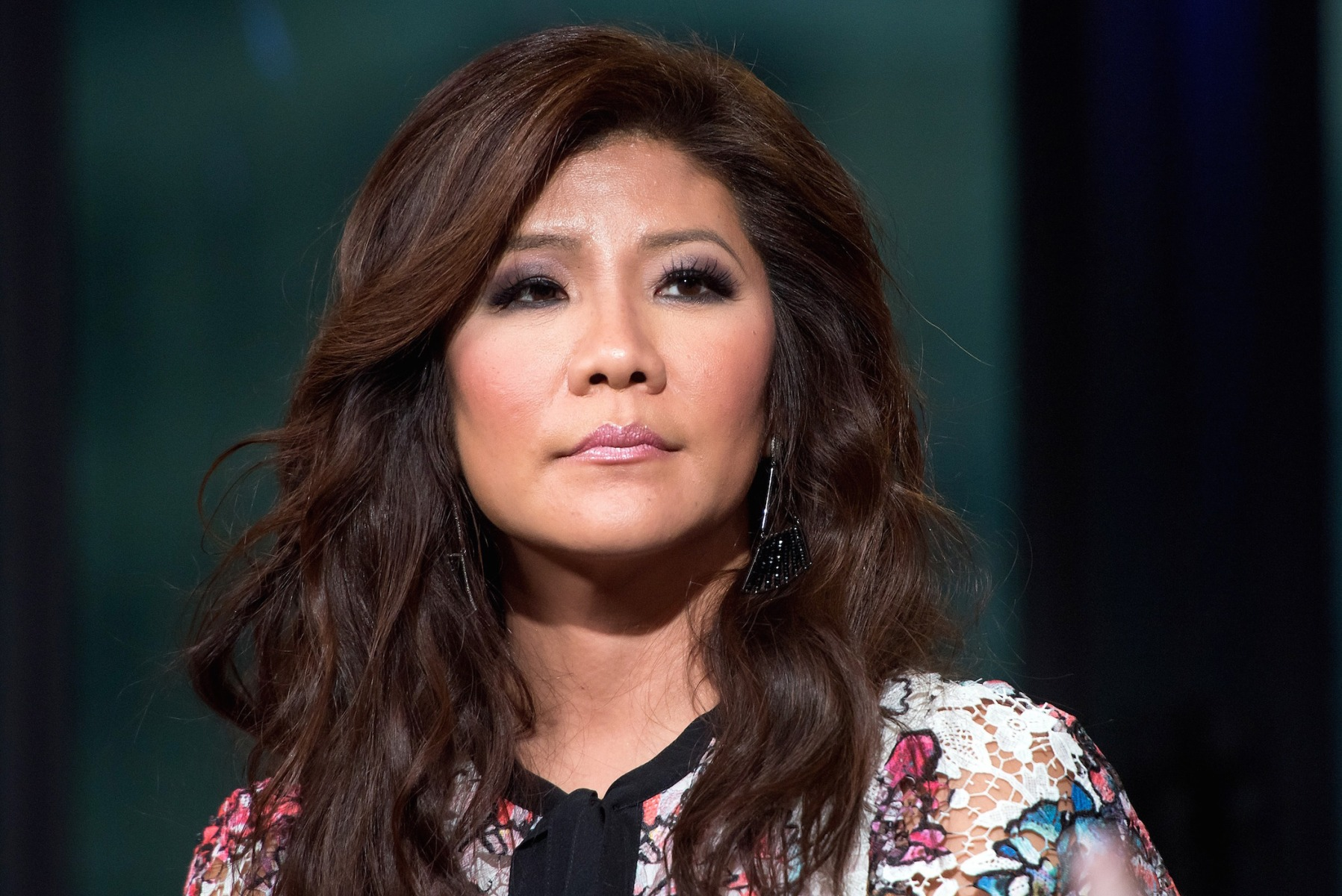 """Julie Chen attends the AOL Build Speaker Series to discuss """"The Talk"""" at AOL HQ on September 6, 2016 in New York City.  (Photo by Mike Pont/WireImage)"""