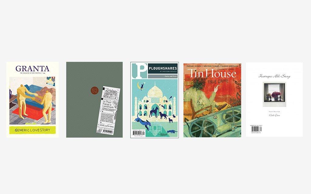 literature magazines
