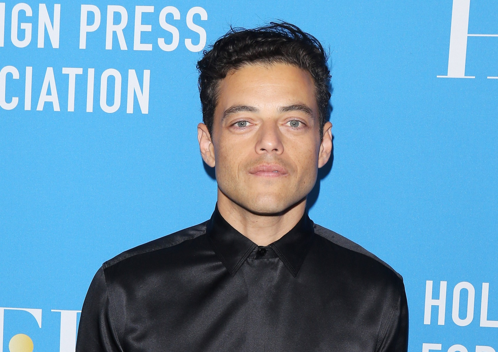 Rami Malek attends the Hollywood Foreign Press Association's Grants Banquet held at The Beverly Hilton Hotel on August 9, 2018 in Beverly Hills, California.  (Photo by Michael Tran/FilmMagic)