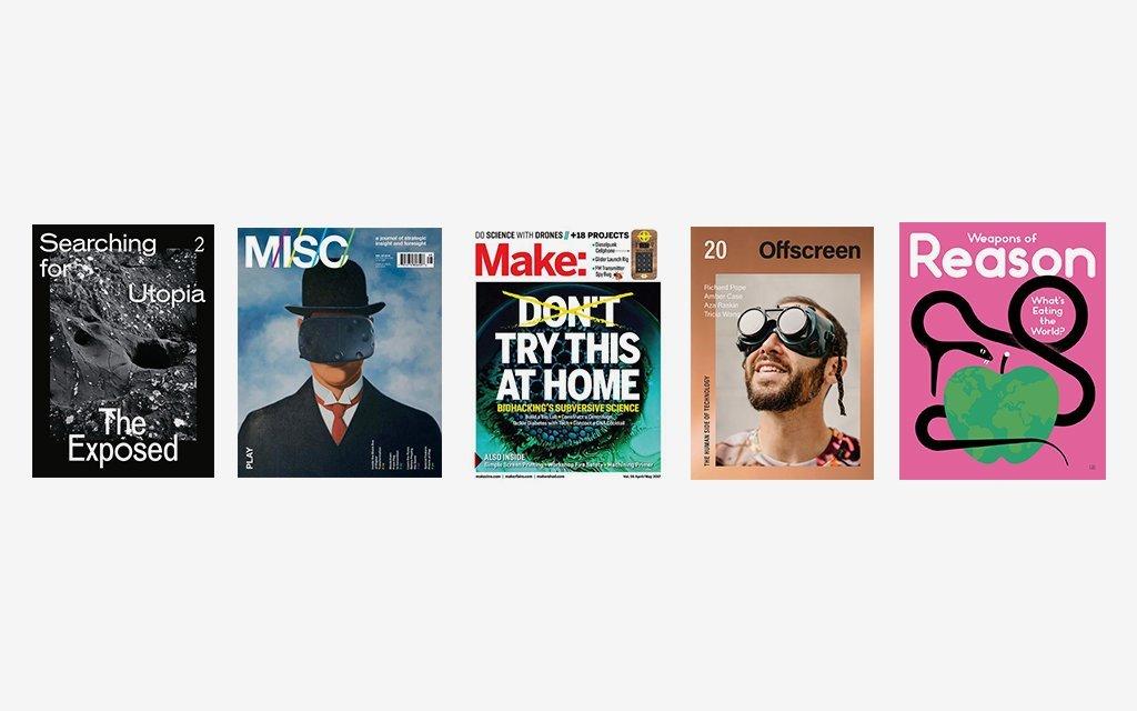 technology magazines, tech magazines