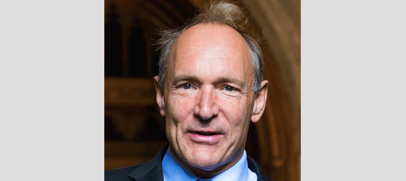 Tim Berners-Lee, circa 2014 (Photo courtesy of Wikimedia Commons, Paul Clarke)