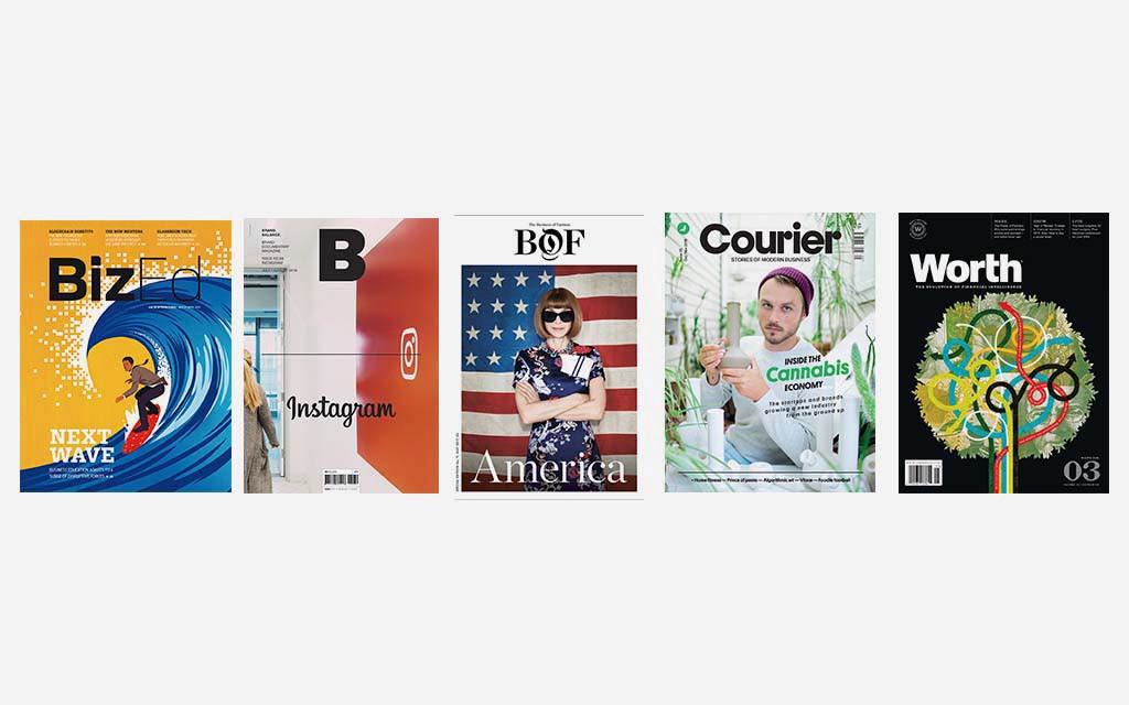 business magazines, finance magazines