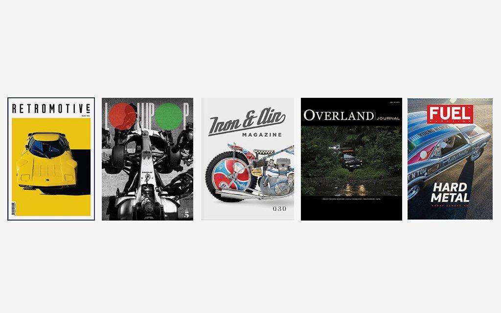 car magazines, vehicle magazines, auto magazines