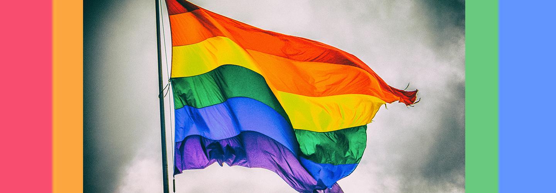 Rainbow flag (Getty/Photo illustration by RCL)