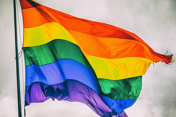 Rainbow flag (Getty/Photo illustration by RCL)