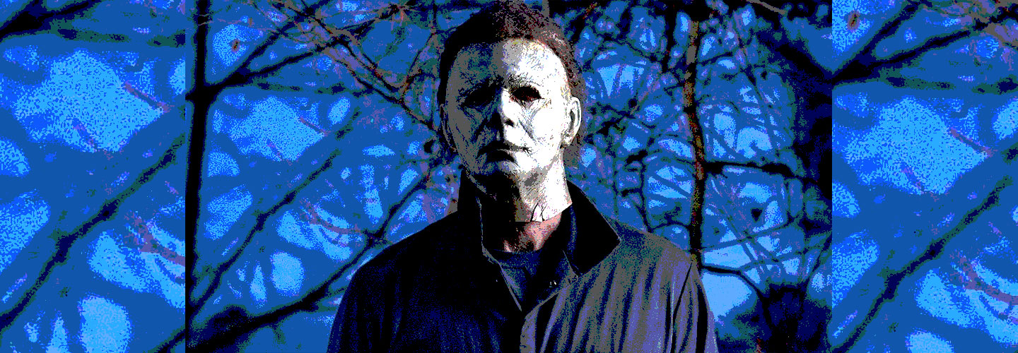 "Actor James Jude Courtney as Michael Meyers in ""Halloween (2018)."" (IMDB/Photo illustration by RealClearLife)"