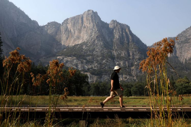 Mini sabbaticals to National Parks, such as Yosemite, seen here, and India proved to be beneficial breaks for execs interviewed by RCL. (Getty Images)