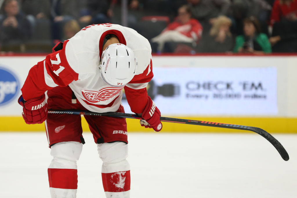 The Red Wings Are So Terrible Arby S Had To Change A Free Curly