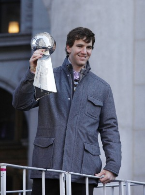 Yes, Eli Manning Will Make the Hall of Fame  No, He's Not a Great