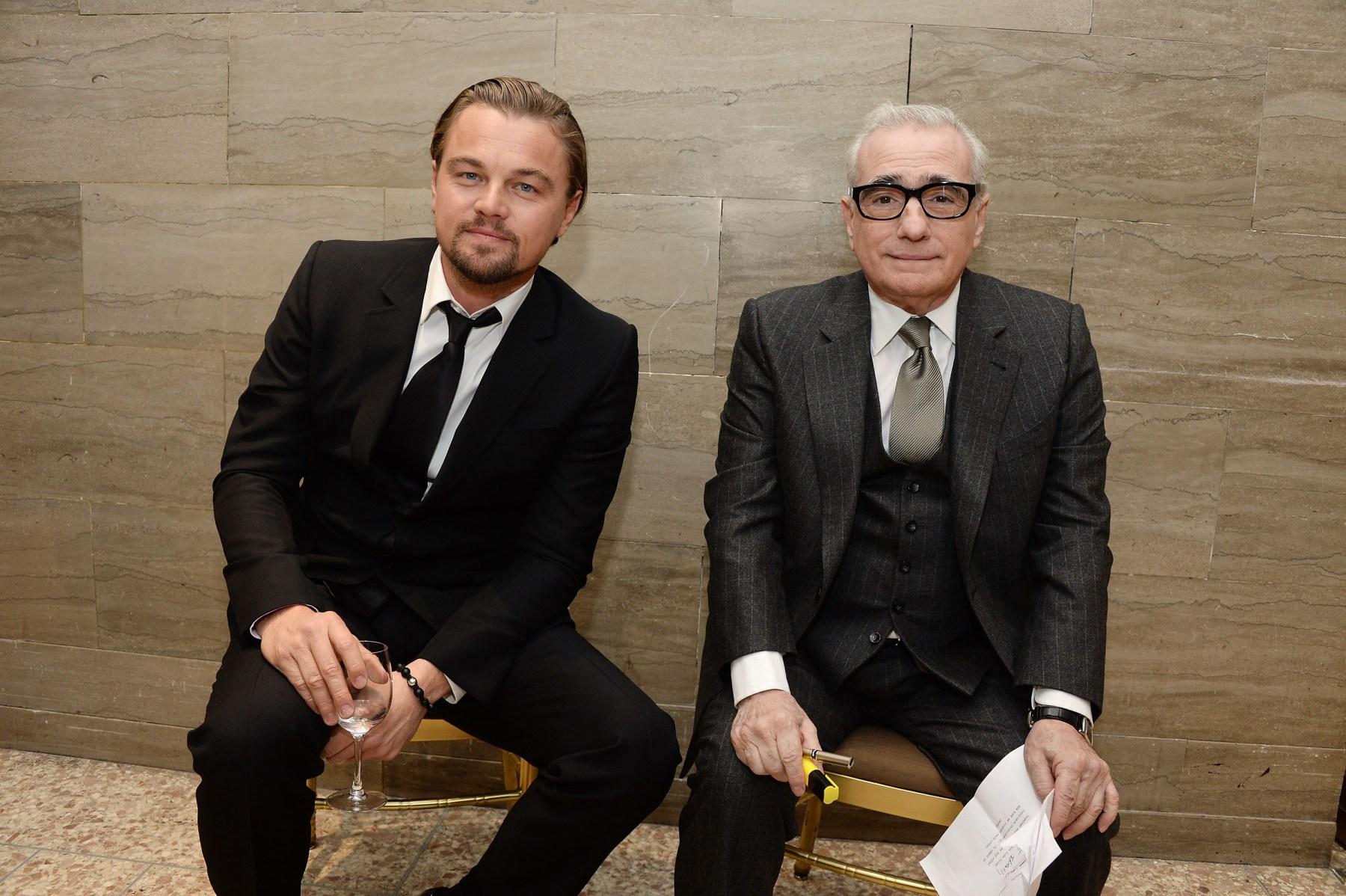 DiCaprio and Scorsese