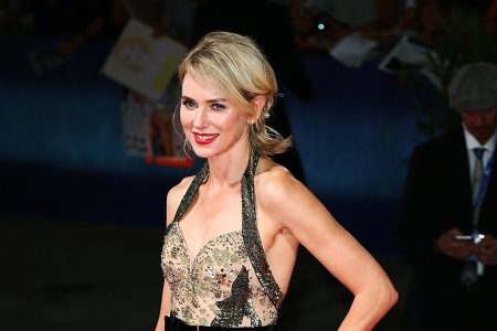Naomi Watts attends the premiere of 'The Bleeder' during the 73rd Venice Film Festival at Sala Grande on September 2, 2016 in Venice, Italy.  (Photo by Ernesto Ruscio/Getty Images)