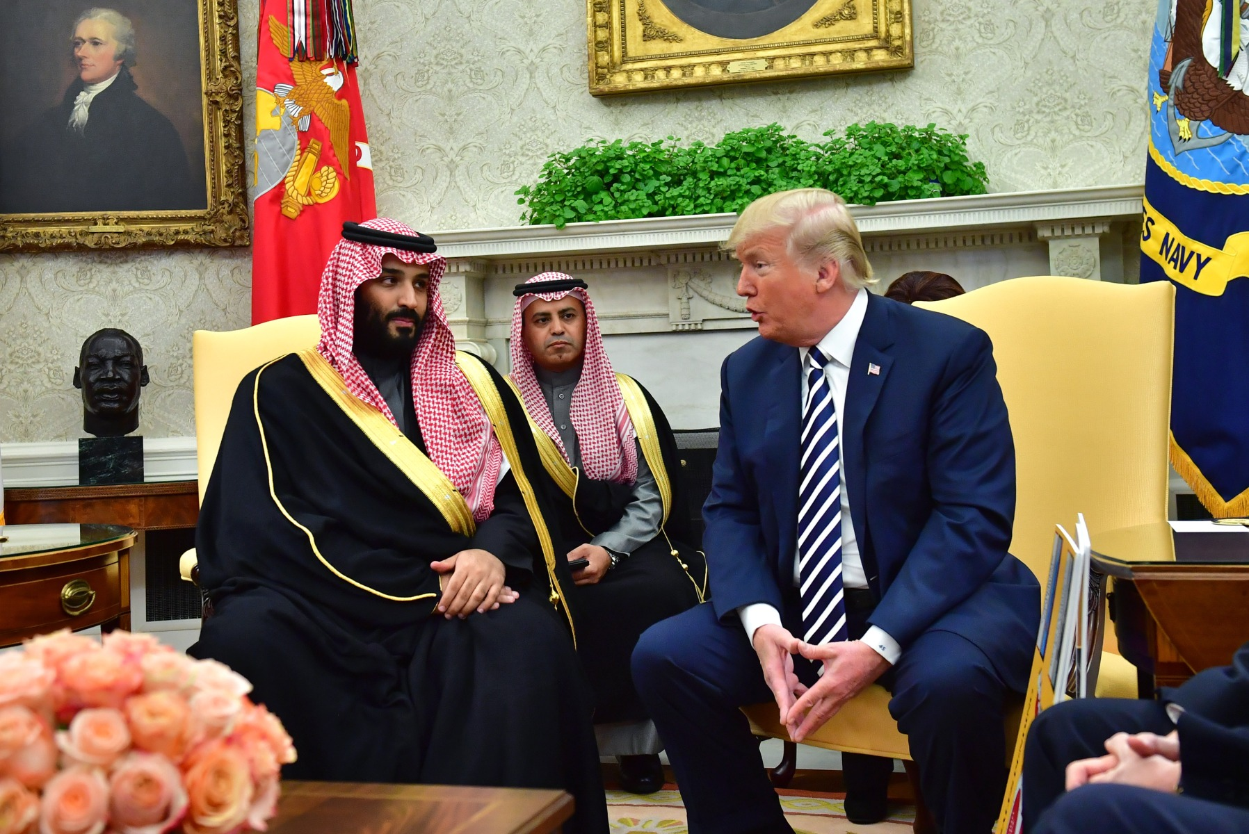 Fox News Research Responds to Trump Saudi Arabia Business