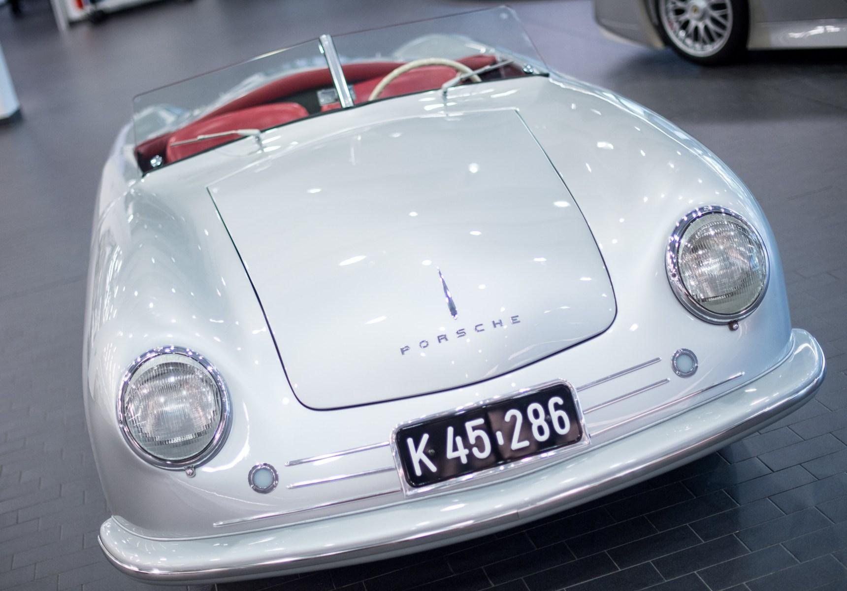 Porsche collector