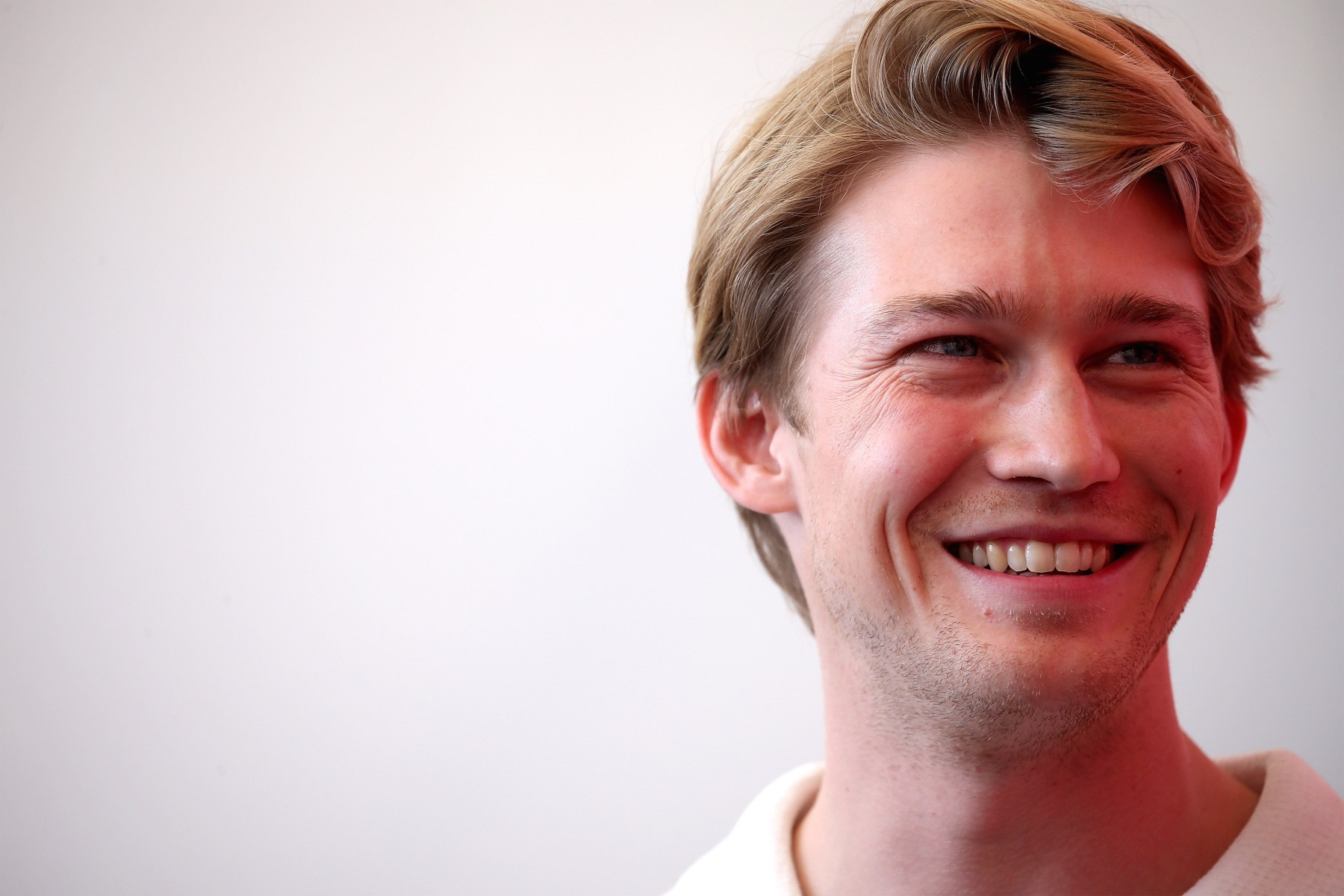 Joe Alwyn attends 'The Favourite' photocall during the 75th Venice Film Festival at Sala Casino on August 30, 2018 in Venice, Italy. Alwyn, who is dating Taylor Swift, is lined up to star in several hotly-anticipated movies this fall. (Photo by Franco Origlia/Getty Images)