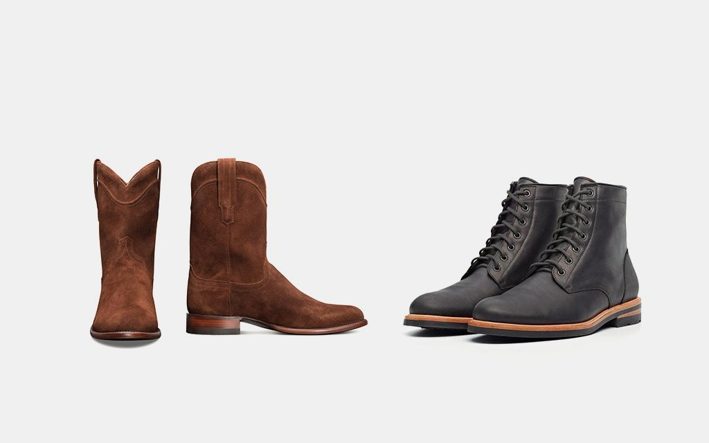 The Shane — Tecovas Andres All Weather Boot — Nisolo