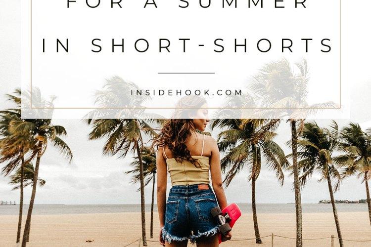 Leg Workout For Short Shorts