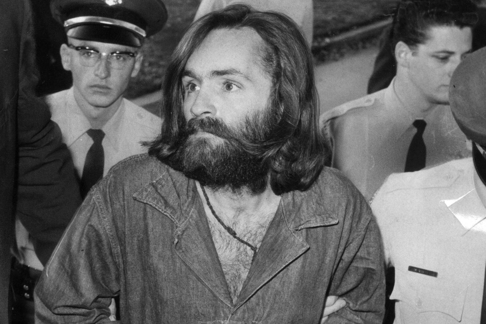 Charles Manson claims innocence