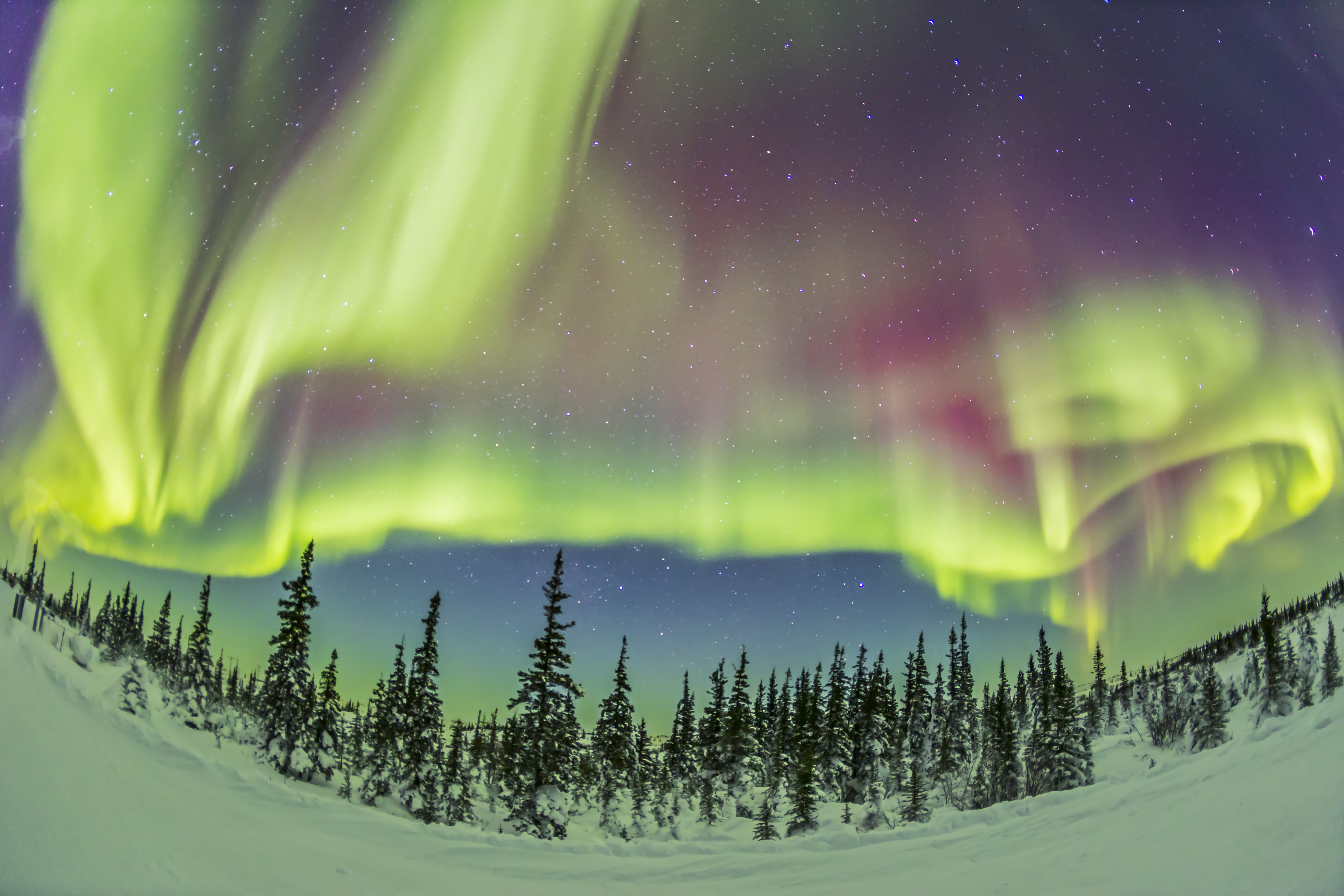 The Best Places On Earth To See The Northern Lights Insidehook