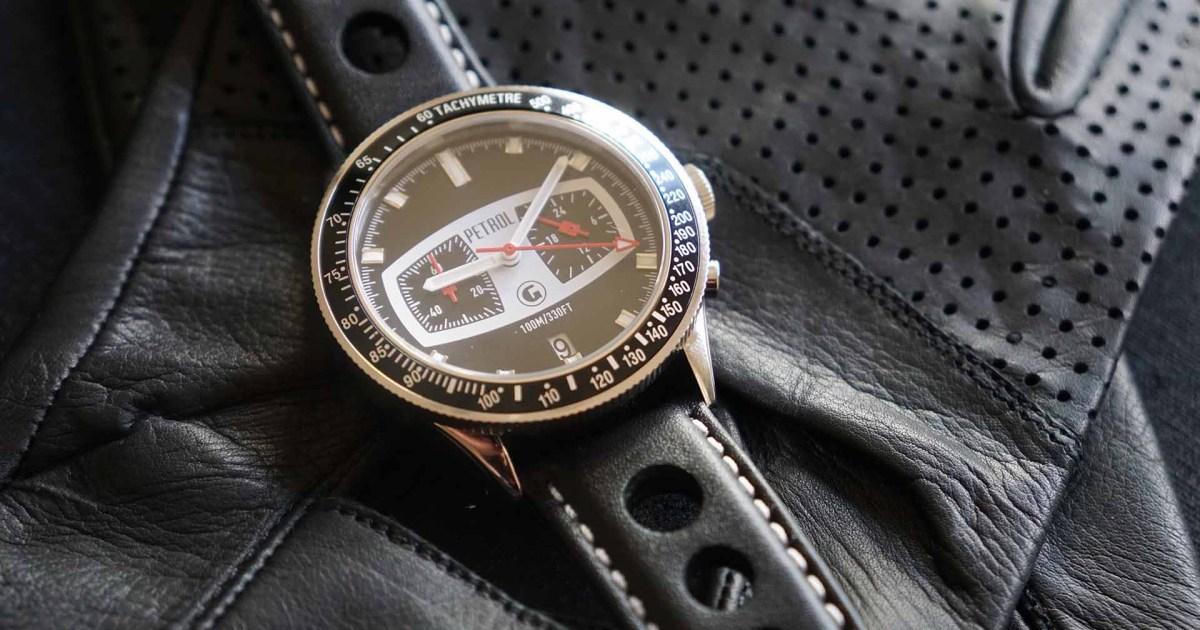 Goodspeed Best Watches On Kickstarter