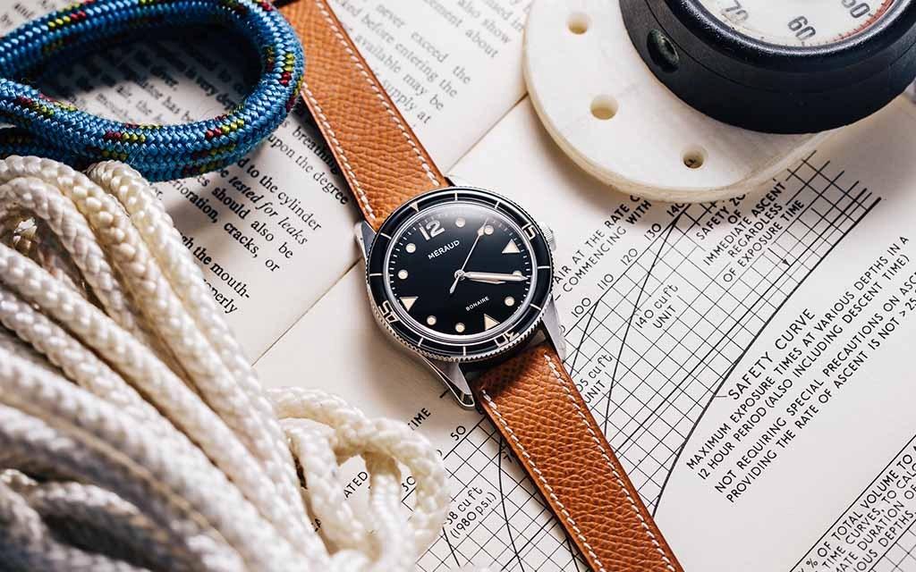 Maraud Timepiece