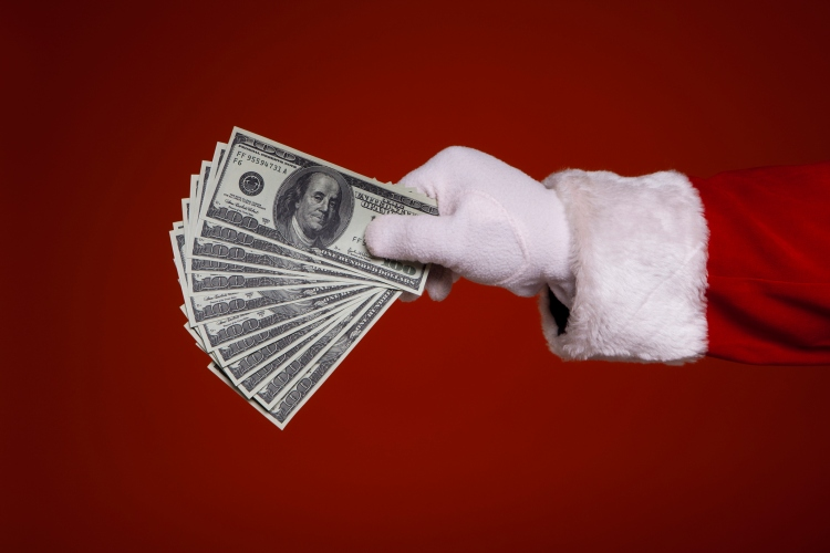 holiday tipping
