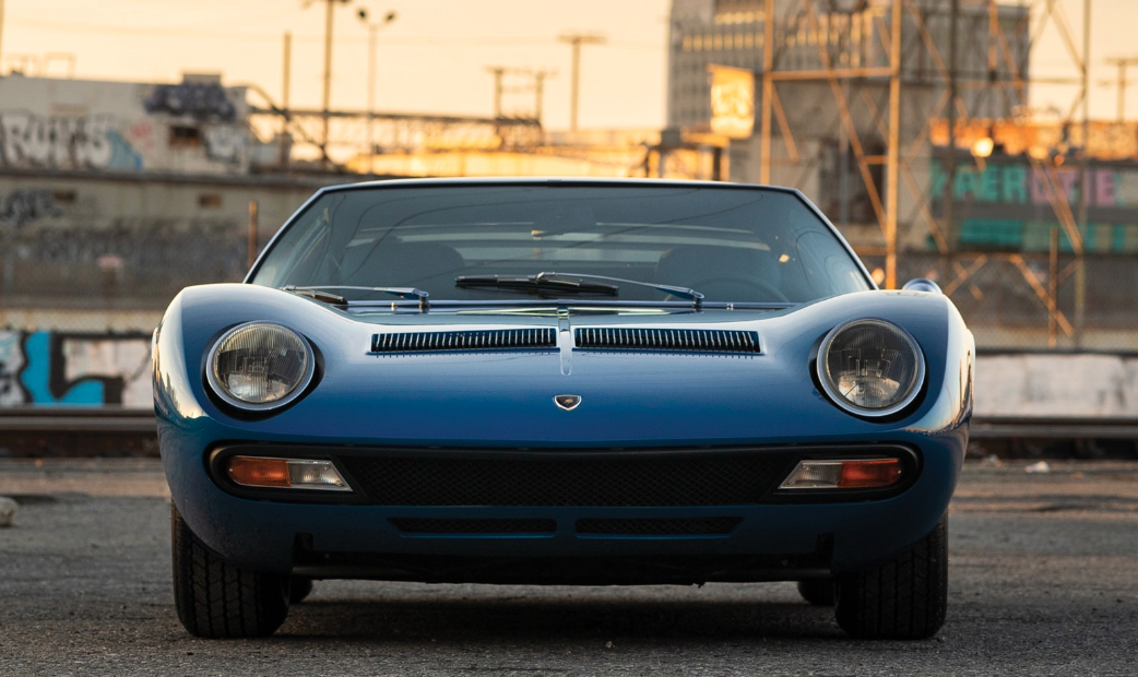 Before The Lamborghini Miura The Term Supercar Didn T Exist