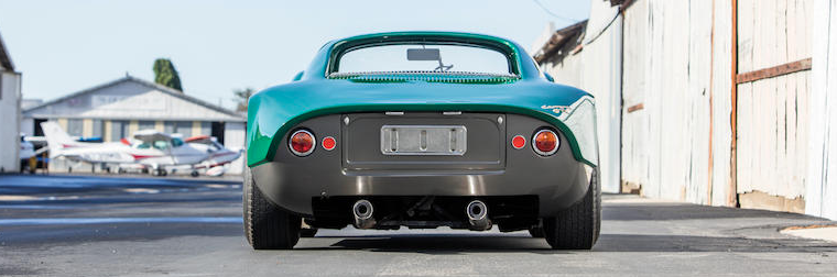 The 1964 Porsche 904 GTS formerly owned by Robert Redford which will be sold at Scottsdale Car Week by Bonhams.