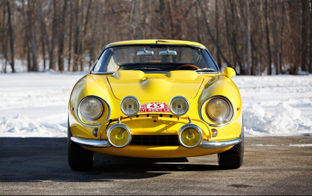 The 1964 Ferrari 275 which will be sold by Gooding & Company at The Scottsdale Auction 2019 on January 18. (Photos courtesy of Gooding & Company © 2019)