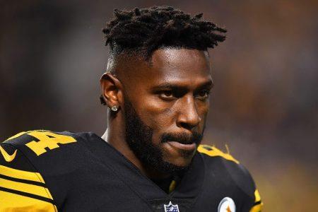 Antonio Brown loses NFL helmet grievance
