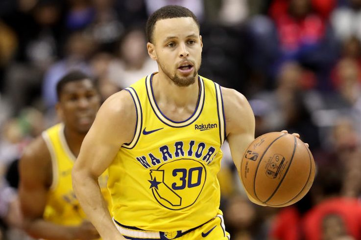 Steph Curry Back To Nba Action For Warriors Against Wizards Insidehook