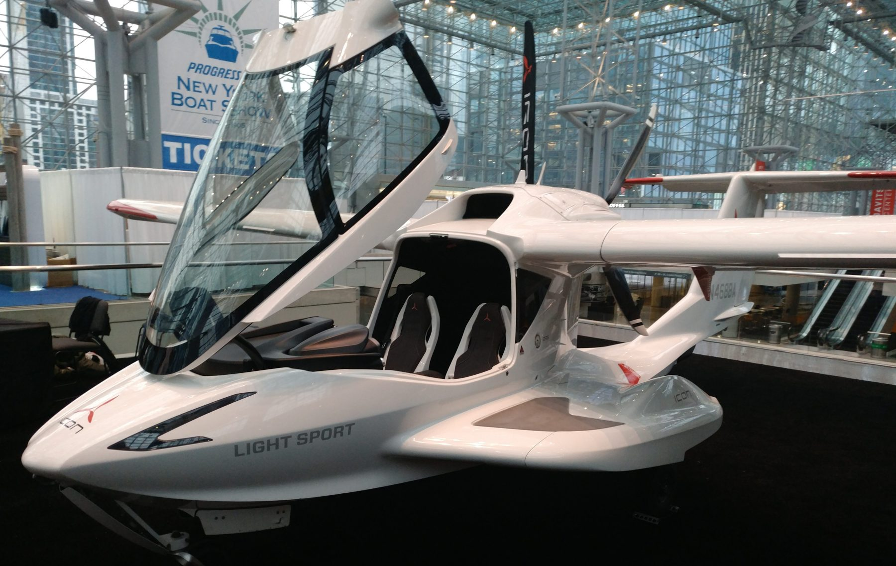 Testing the Waters at the 2019 New York Boat Show