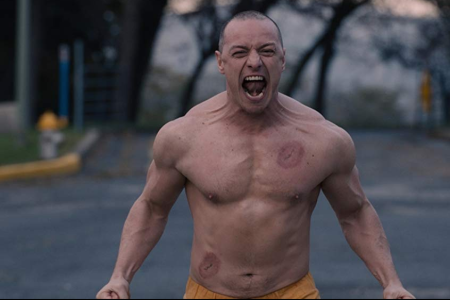 """James McAvoy in """"Glass.""""  (""""Glass"""")"""