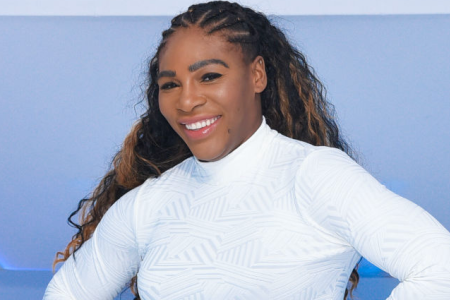 LOS ANGELES, CALIFORNIA - DECEMBER 02: Serena Williams visits Beautycon POP in Los Angeles on December 02, 2018 in Los Angeles, California. (Photo by Presley Ann/Getty Images for Beautycon)