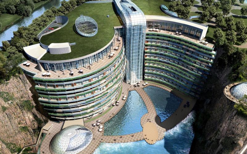Intercontinental Hotel Shanghai