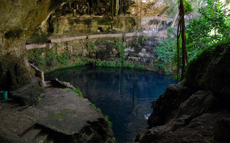 Hacienda Chukum Cenote