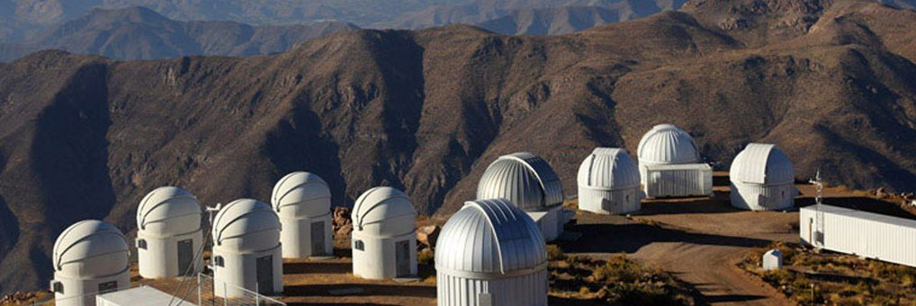 Observatories mark evry step of Chile's Elqui Valley, which will see a full eclipse in 2019