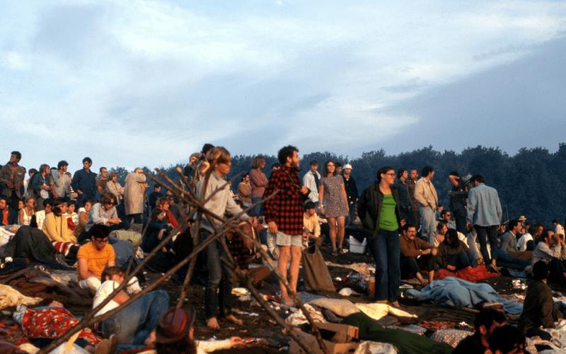 Woodstock 50th Anniversary
